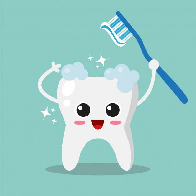 Sensitive Teeth - Brush